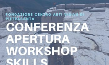 Conferenza di apertura WORKSHOP SKILLS