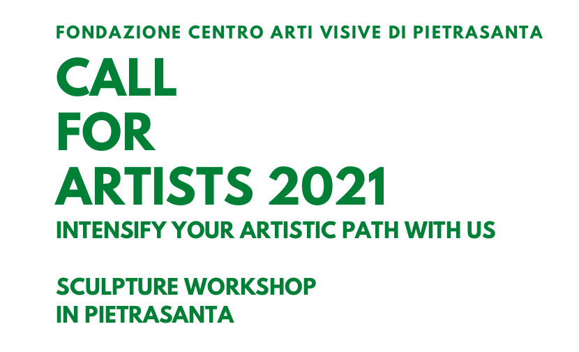 SCULPTURE WORKSHOP IN PIETRASANTA